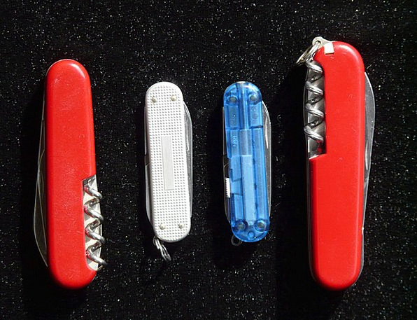 Pocket Knife Blade Sharp Shrill Knife Opener Cut C