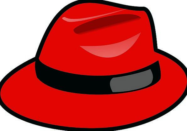 Red Hat Fashion Cap Beauty Fashion Fedora Fashiona