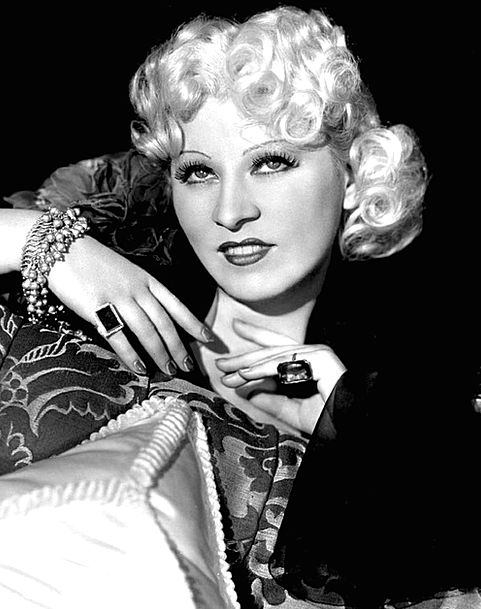 Mae West Performer Singer Vocalist Actress Hollywo
