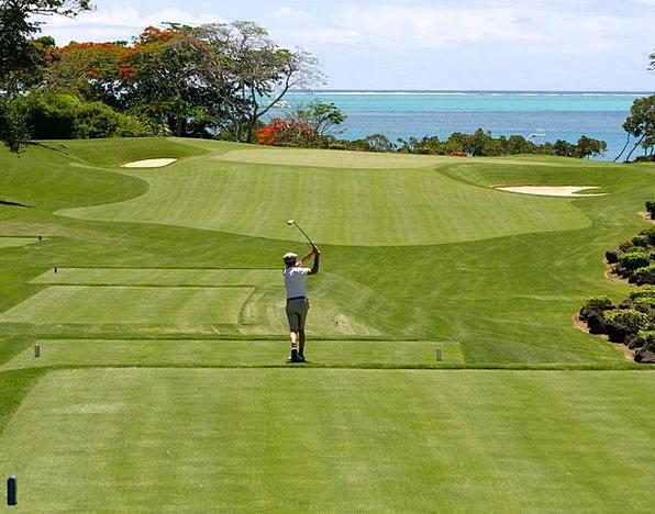 Golf Gentleman Tee T-shirt Man Golf Course Golfers