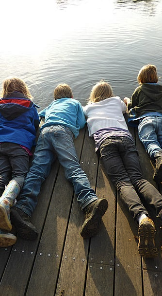 Children Broods Lads Girl Lassie Boys Community Pl