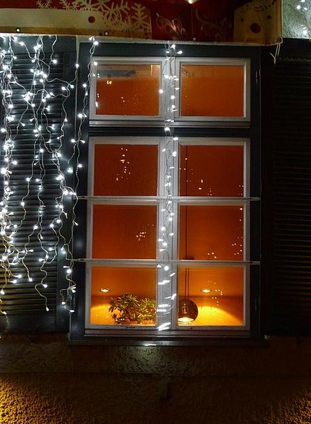 Window Gap Illumination Lichterkette Lighting Ligh