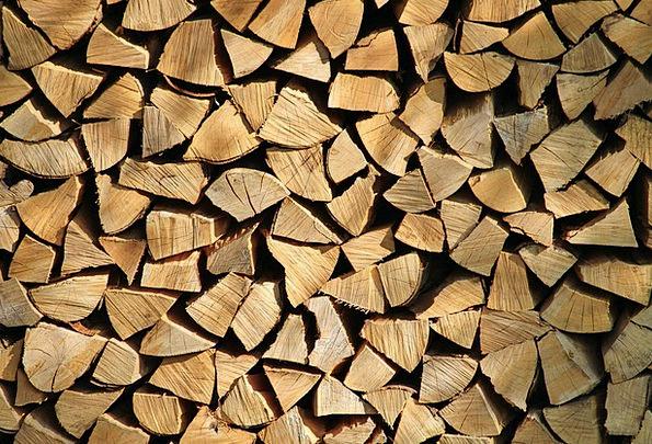 Firewood Kindling Textures Backgrounds Holzstapel