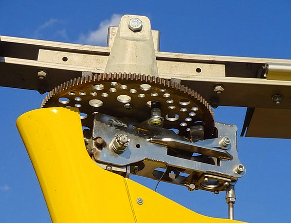 Gear Paraphernalia Broadcast Gyrocopter Transmissi