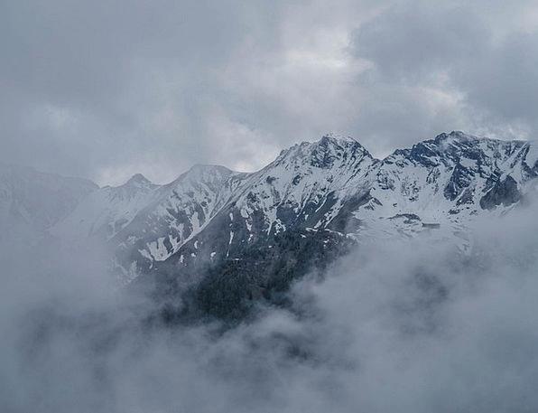 Grossglockner Salzburger Land Austria Mountains Cr