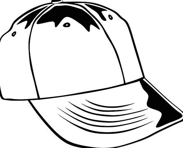 Hat Cap Lid Baseball Clothing Sartorial Free Vecto