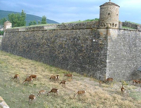 Citadel Fortress Protection Jaca Fortification Hue