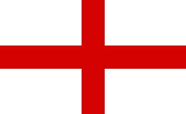 Flag Standard Civil Public England Sports State Na