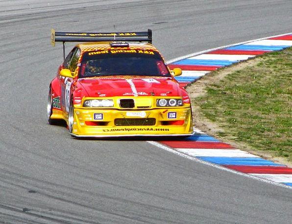 Racing Car Sporting Automobiles Cars Sports Motor