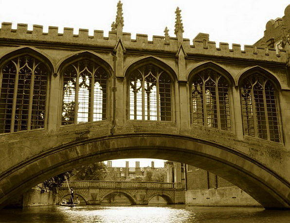 Bridge Bond Exhalations Cambridge Sighs Day River