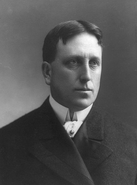 William Randolph Hearst Producer Man Gentleman Pub
