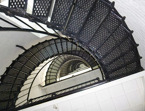 Stairs, Staircases, Twisting, Moving, Touching, Spiral