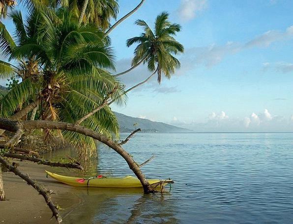 Ocean Marine Vacation Seashore Travel Island Isle