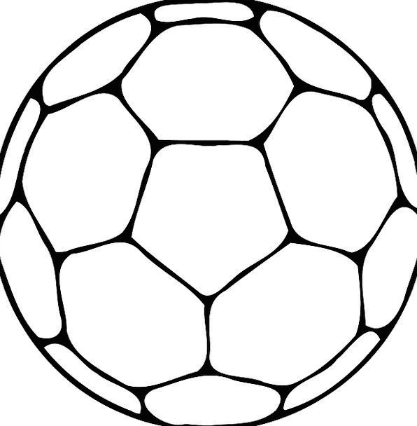 Soccer Football Ball Sports Sporting Sphere Kick R