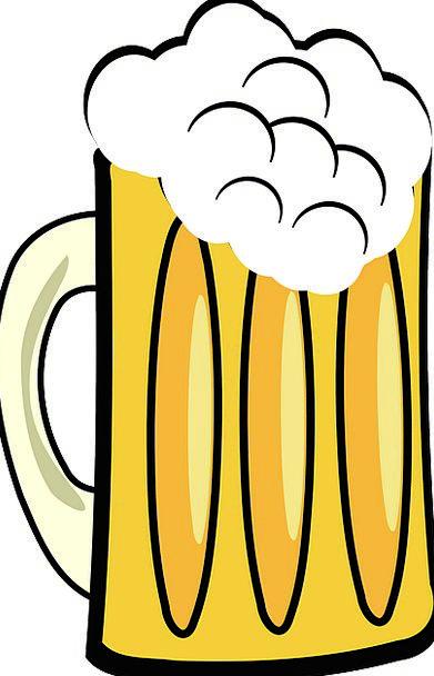 Beer Mug Drink Cut-glass Food Mug Cup Glass Brewed