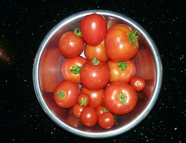 Tomato Drink Ovary Food Bowl Ball Fruit Nutrition