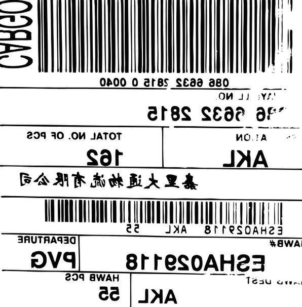 Barcode Traffic Transportation Bar Code Ean Code A