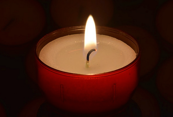 Candle Taper Blaze Light Bright Flame Atmosphere A