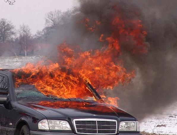 Vehicle Fire Passion Brand Make Fire Flame Blaze