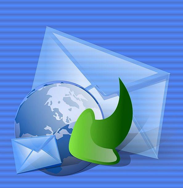 Envelop Enclose Communication Correspondence Compu