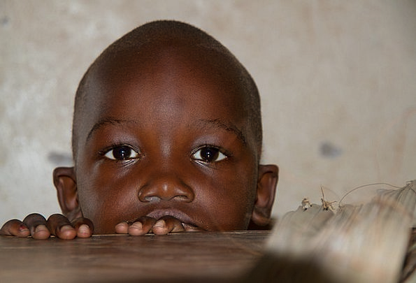 Child Youngster Africa Africans Children'S Home Ke