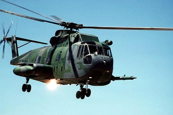 Helicopter Airplane Military Armed Army War Confli