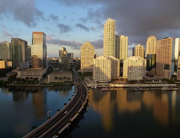 Miami Vacation Travel Ocean Marine Florida Landmar