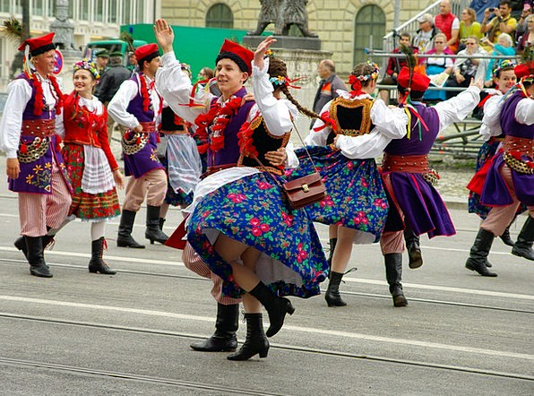 Oktoberfest Parade Procession Munich Tradition Cus