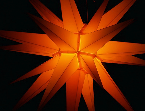 Christmas Interstellar Light Bright Star Advent Li