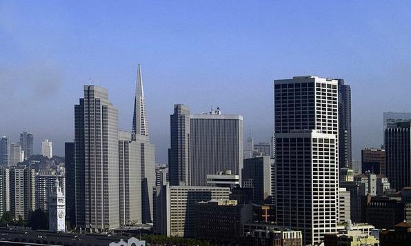 San Francisco Buildings Urban Architecture Buildin