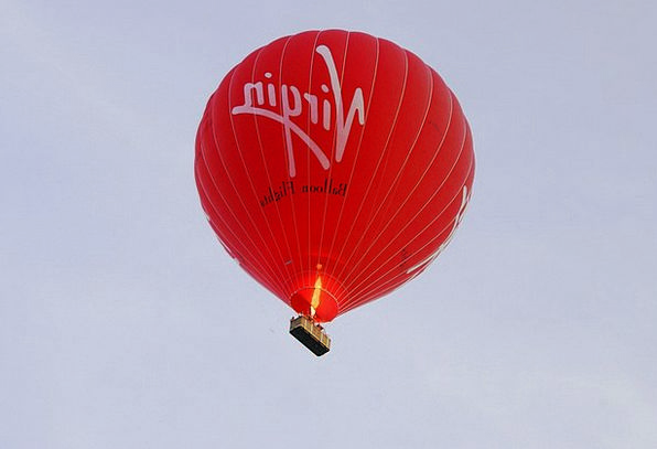 Hot Air Balloon Aeronautical Air Midair Flight Bal