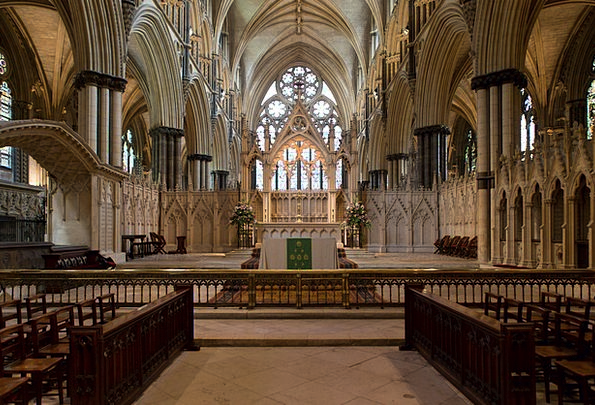 Lincoln Cathedral Buildings Table Architecture Com