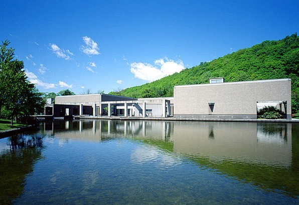 Sapporo Monuments Places Art Painting Japan Water