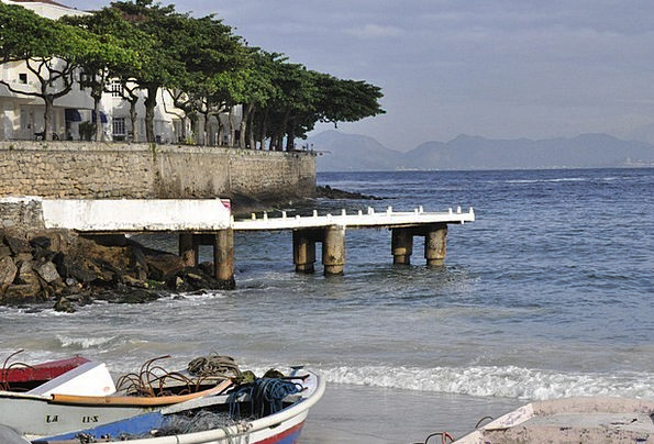 Brasil Vacation Bit Travel Rio De Janeiro Bb Sea M