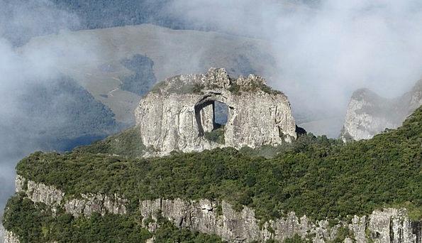Pedra Furada Serra Urubici