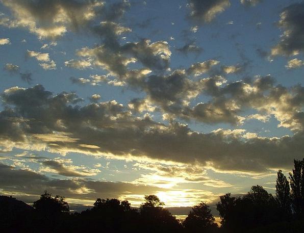 Abendstimmung Vacation Sundown Travel Evening Sky