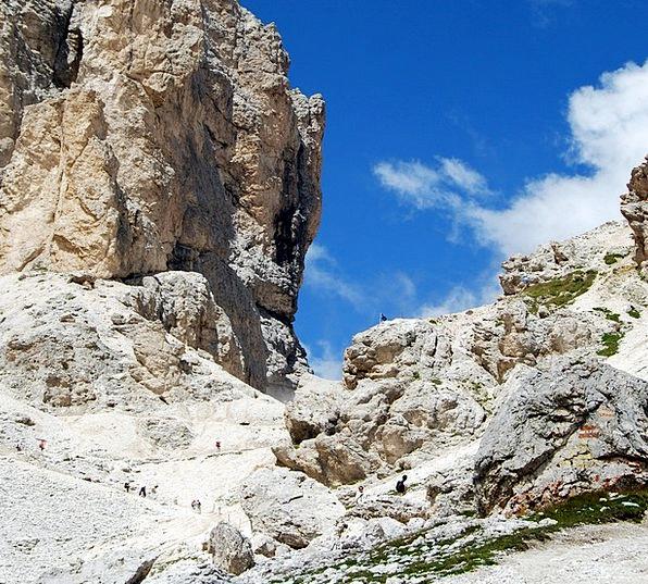 Dolomites Landscapes Mountaineering Nature Deadbol