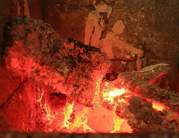 Embers Cinders Passion Heat Warmth Fire Burn Injur