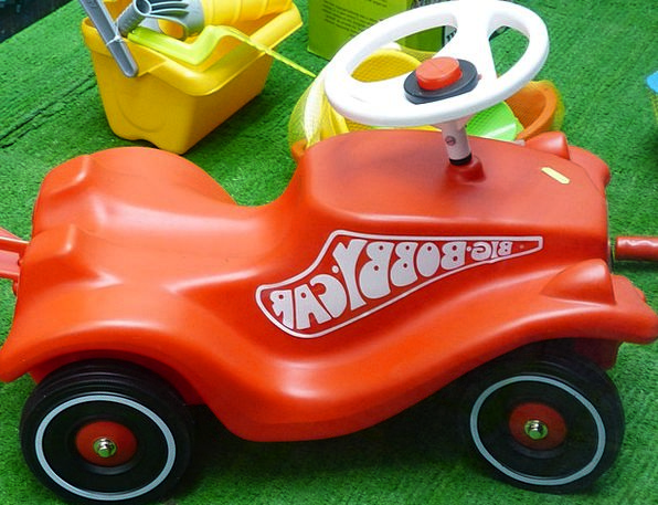 Bobby Car Miniature Car Friction Car Children Vehi