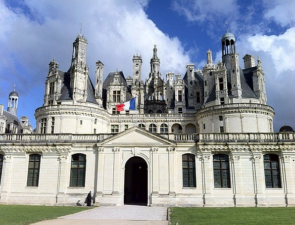 Chambord Châteaux Wineries France Castle Fortress