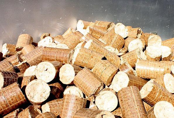 Pellets Bits Blocks Wood Timber Briquettes Growing