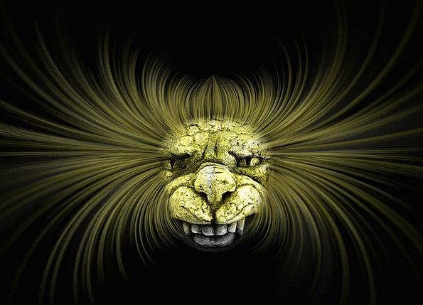 Horror Fear Huge Undead Monster Halloween Skull Mi