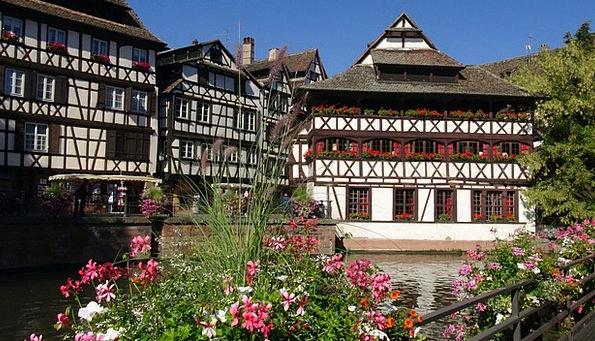 Strasbourg Alsace Petite France