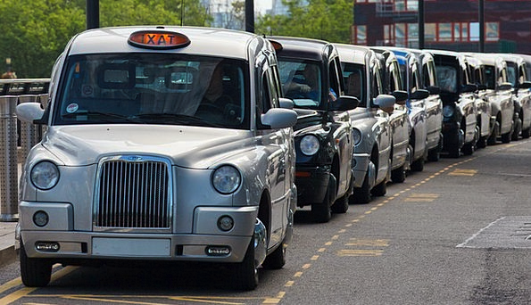 Britain Traffic Transportation Car Carriage Cab Ta