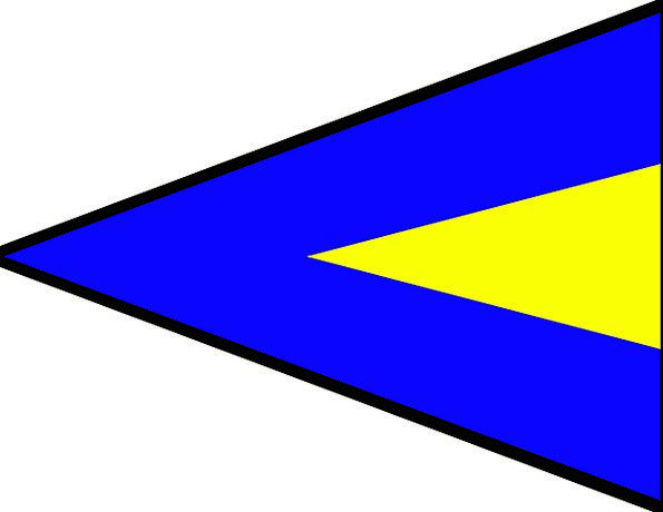 Maritime Standard Sub 2 Flag Code Signs Ciphers Na