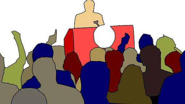 Press Session Speaker Utterer Conference Media Tel