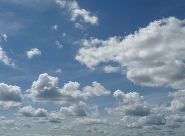 Clouds Vapors Azure Sky Blue Weather Climate Cloud