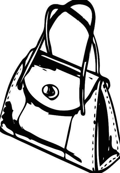 Handbag Bag Prize Lady Woman Purse Fashionable Sty