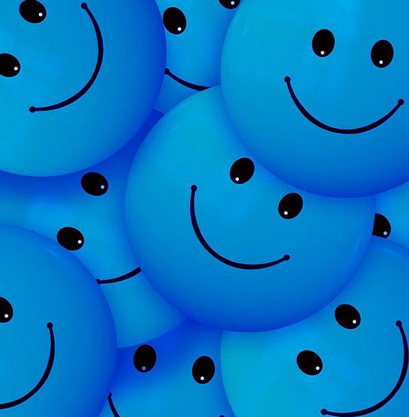 Samuel Smiley Smiling Smilies Together Emoticon Gr