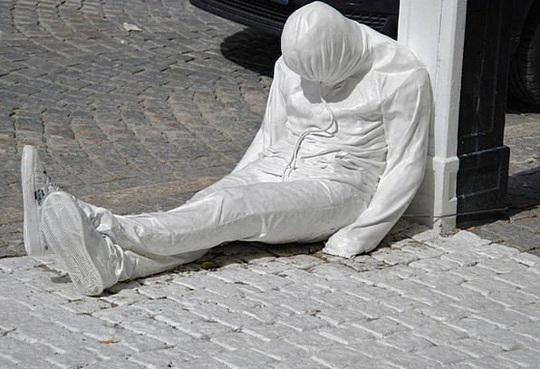 Statue Figurine Traffic Road Transportation Artist